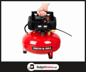 PORTER-CABLE 6 Gallon Pancake Air Compressor