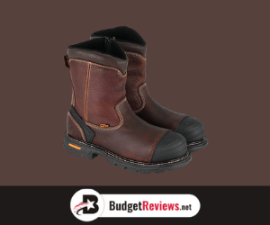 Thorogood Insulated Waterproof Safety WorkBoot for Plumbers