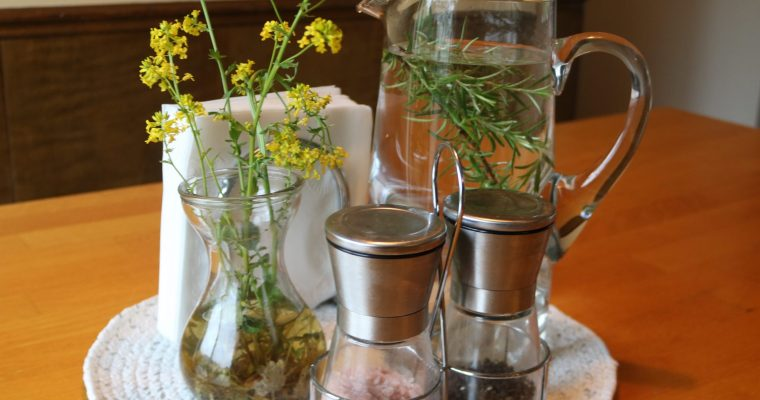 Spring Sprucing: Free or Budget Friendly Ways to Freshen Your Home
