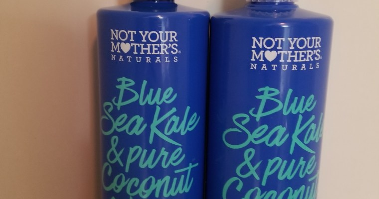 NYMN Blue Sea Kale and Coconut Water FULL LINE First Impression
