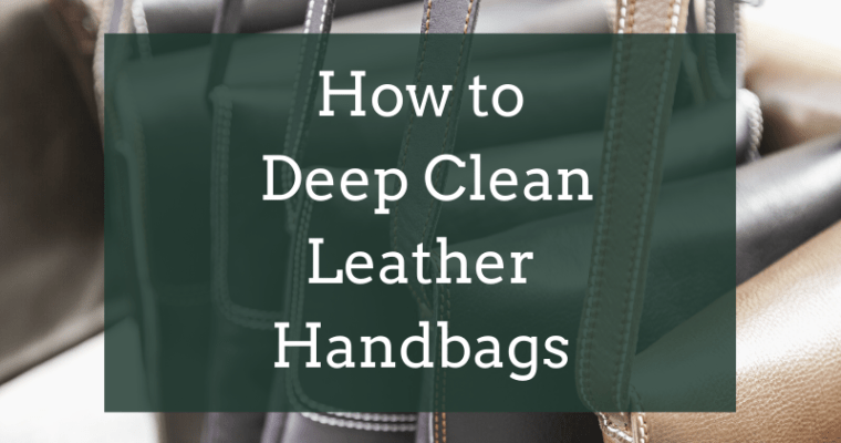 Restoring Leather Handbags and Shoes – Affordable Shoe Cleaning Kit & Handbag Restoration Kit