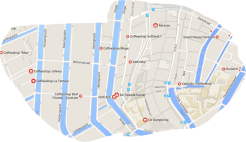 coffeeshop magic amsterdam canal herengracht