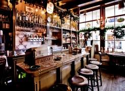 Cafe De Ooievaar Amsterdam