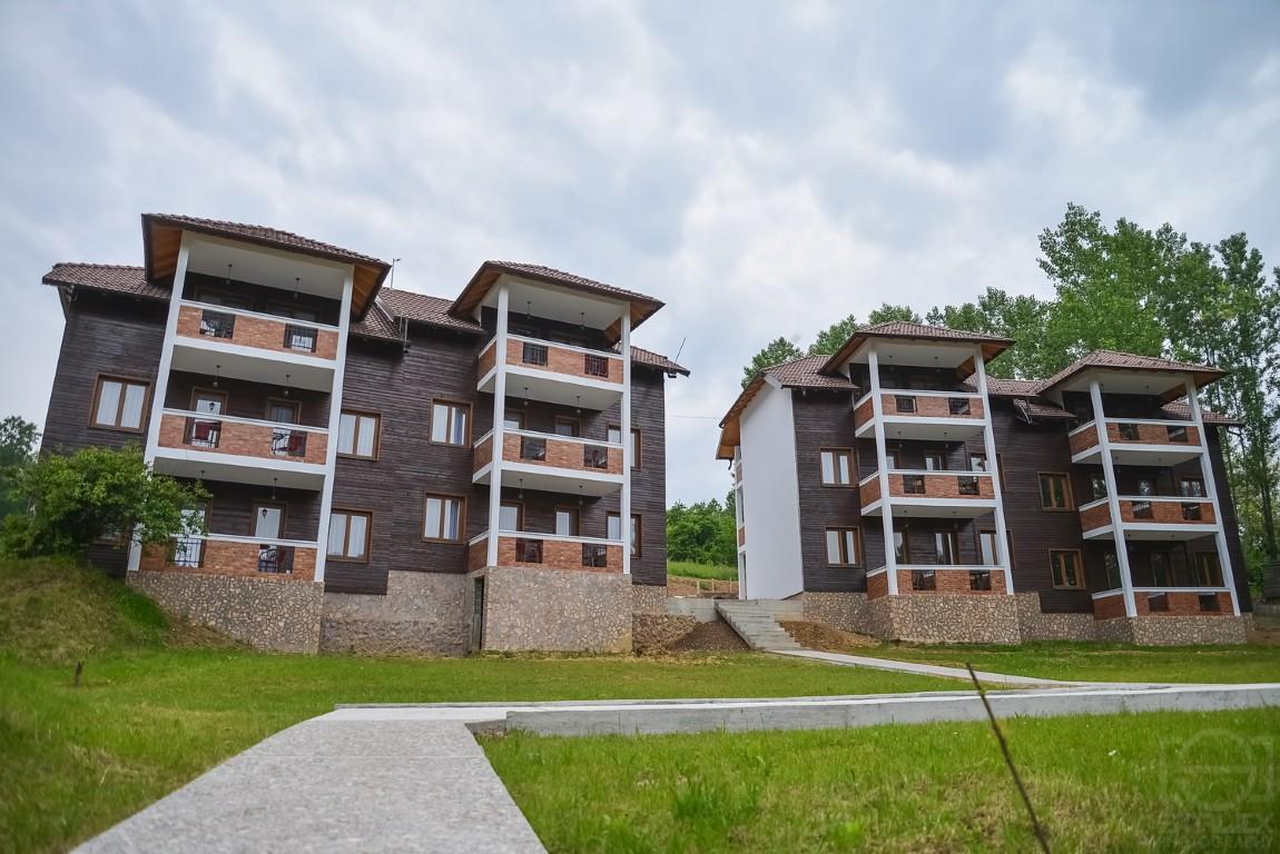 Budimlija Resort vile