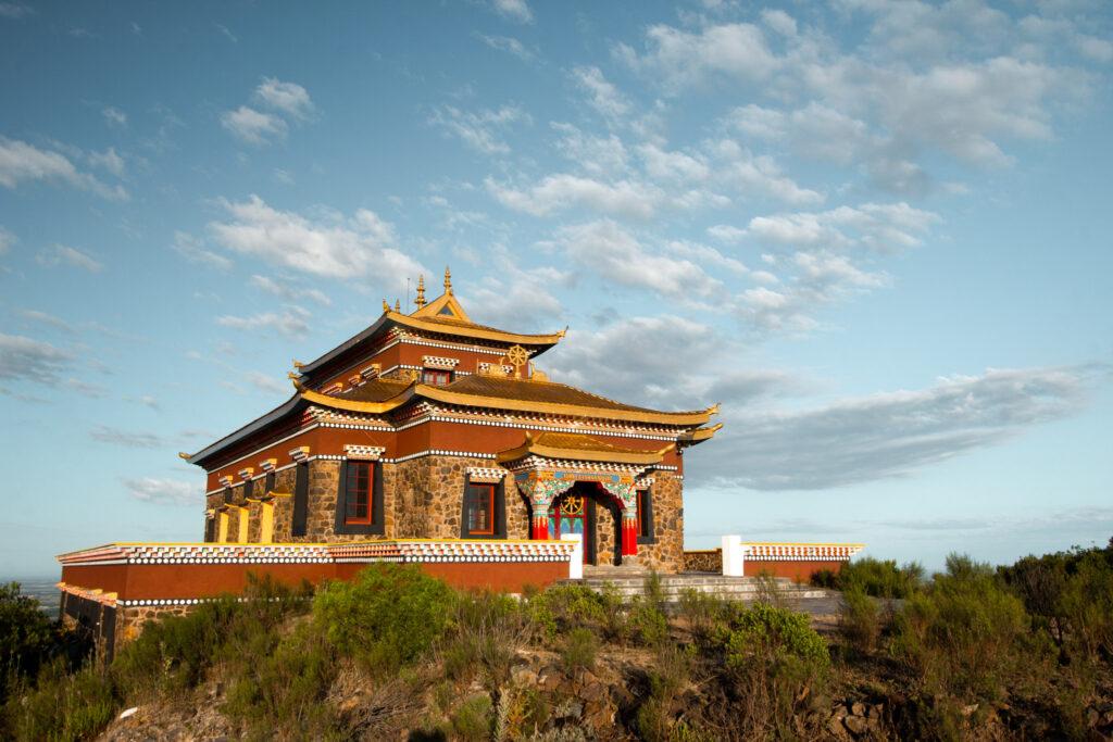 Templo Budista Uruguay