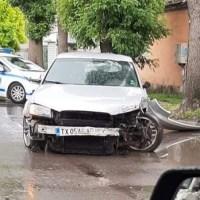 Свидетели на екшъна: шофьора беше надрусан и пиян (видео)