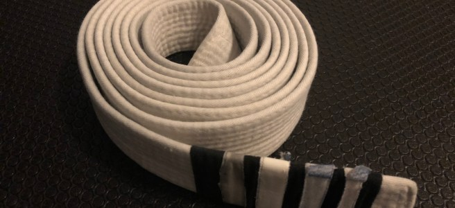 Brazilian Jiu Jitsu White Belt