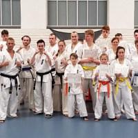 Examen Budokai Tilburg 21-12-2017