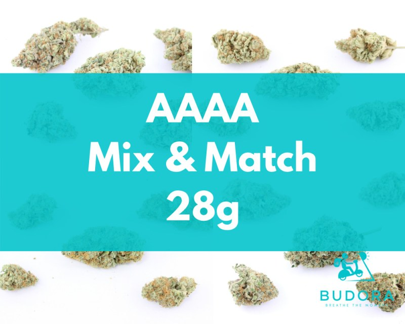 28g Mix Match AAAA Same Day Delivery Vancouver Buy Weed Online