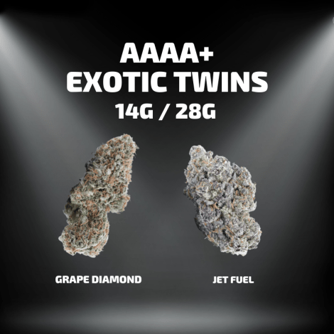 Exotic Twins