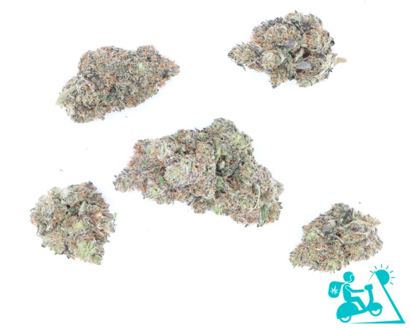Purple Zombie Weed Delivery