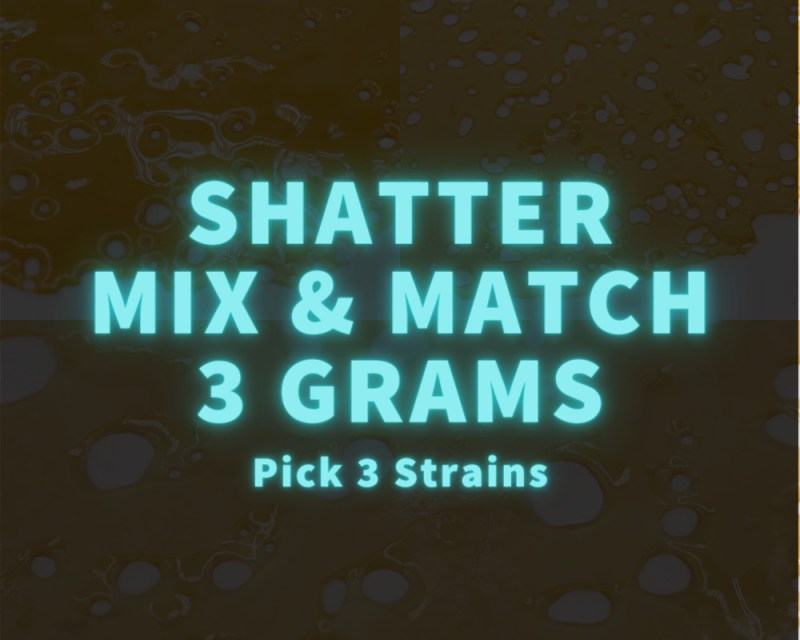 Shatter Mix Match