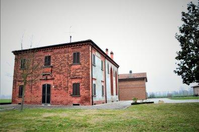 L'edificio di Vigorso voluto dal conte Mattei (foto di Sergio Cardin).