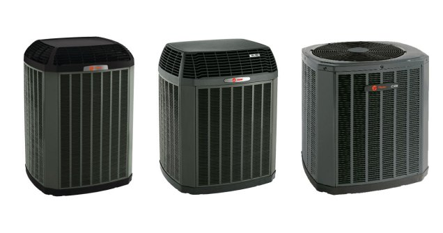 get a new air conditioner with trane