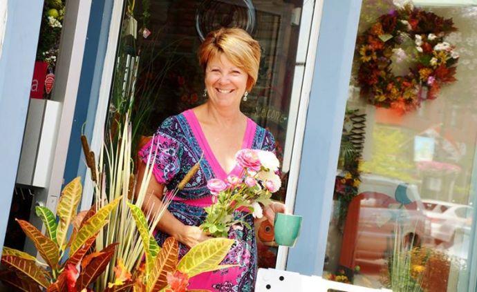 Donna White Owner Operator of BudstoBlossoms
