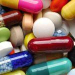 Побочные  действия лекарств.