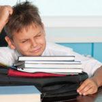 Утомляемость у школьников.