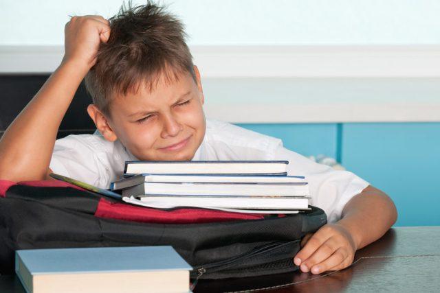 http://budtezzdorovy.ru утомляемость школьника