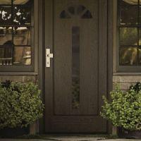 Drzwi wejściowe - efekt piorunujący