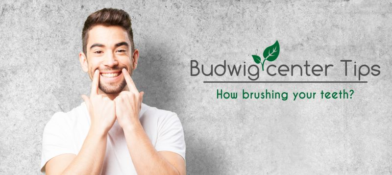 Budwig Center Tips – Precautions to Take When Brushing Your Teeth