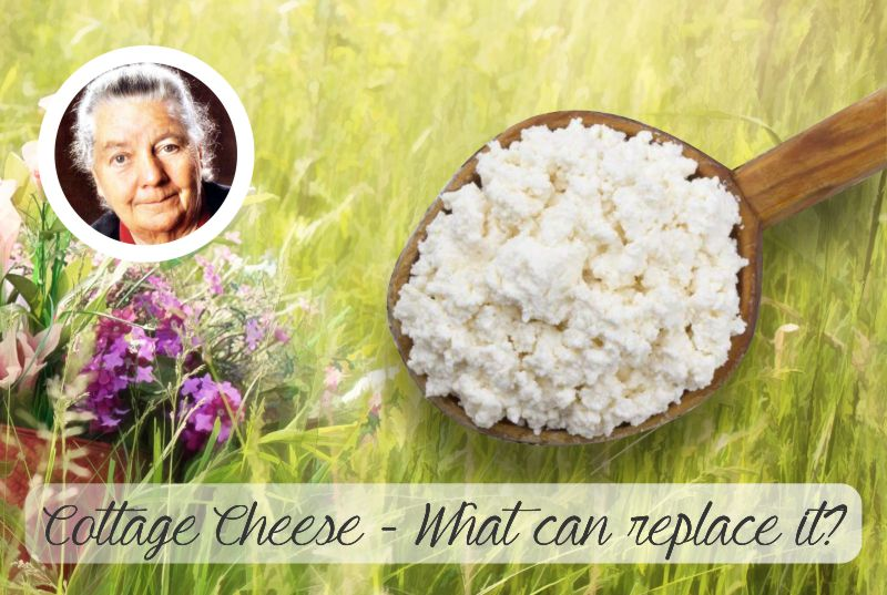 The Budwig Mix – What Can Replace Cottage Cheese And Linseed Oil?