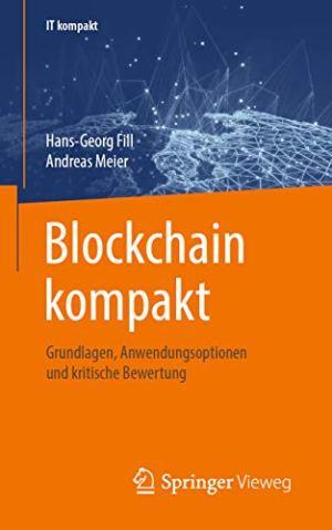 Fill, Hans-Georg; Meier, Andreas (Hrsg.) - Blockchain