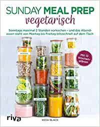 Black Keda - Sunday Meal Prep vegetarisch