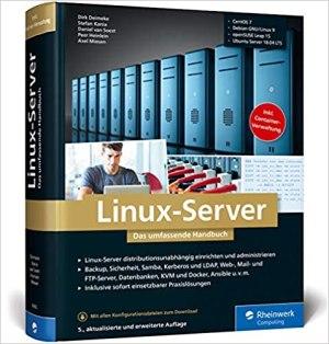 Deimeke, Dirk et al - Linux Server - Das umfassende Handbuch