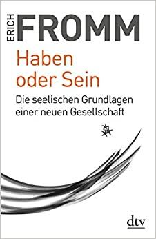 Fromm, Erich - Haben oder Sein