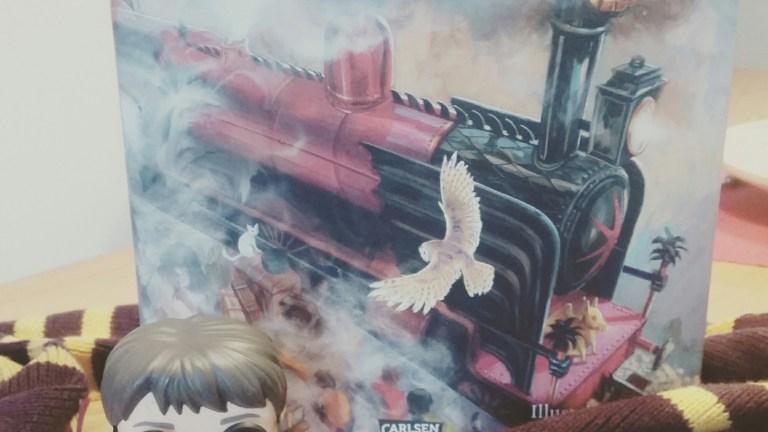 Buchvorstellung – Harry Potter und der Stein der Weisen – Schmuckausgabe