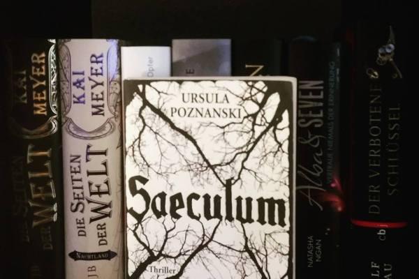 Rezension -Saeculum – Ursula Poznanski