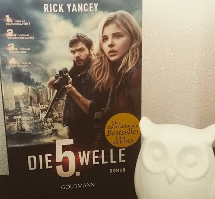 Rezension – Die 5. Welle – Rick Yancey