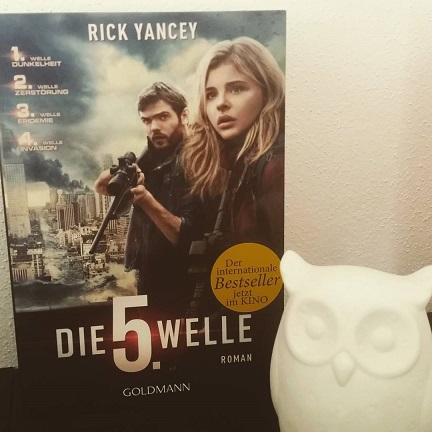 Rezension – Die 5. Welle – Rick Yancey