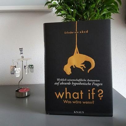 Rezension – What if? – Randall Munroe