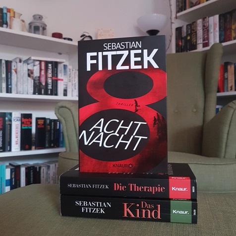 Rezension – AchtNacht – Sebastian Fitzek