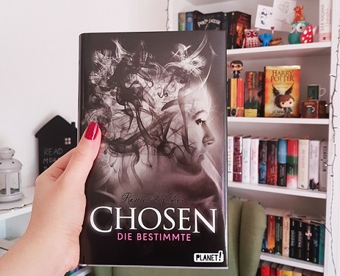 Rezension – Chosen – Die Bestimmte – Rena Fischer