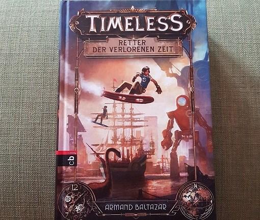 Abgebrochen – Timeless – Retter der verlorenen Zeit