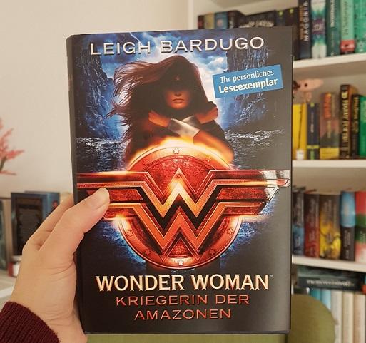 Rezension – Wonder Woman – Kriegerin der Amazonen – Leigh Bardugo