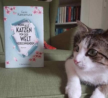 Rezension – Wenn alle Katzen von der Welt verschwänden – Genki Kawamura