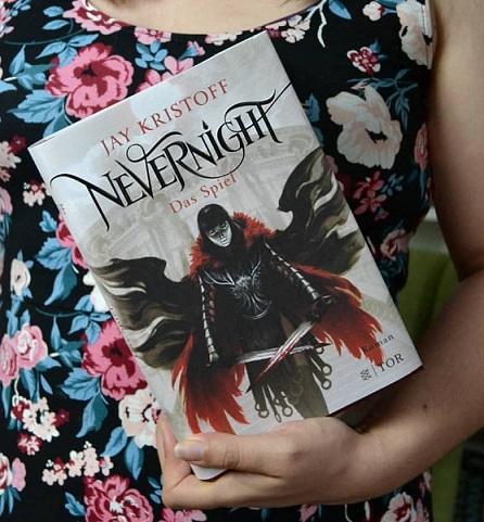 Rezension – Nevernight – Das Spiel – Jay Kristoff