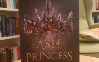 Cover Ash Princess