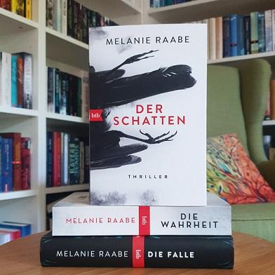 Rezension – Der Schatten – Melanie Raabe