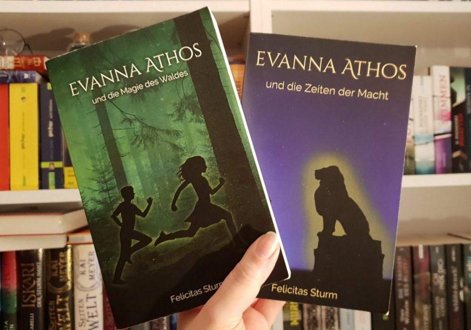 Rezension – Evanna Athos und die Magie des Waldes – Felicitas Sturm