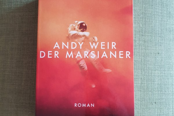 Rezension – Der Marsianer – Andy Weir