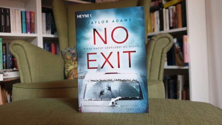No Exit – Taylor Adams – Rezension