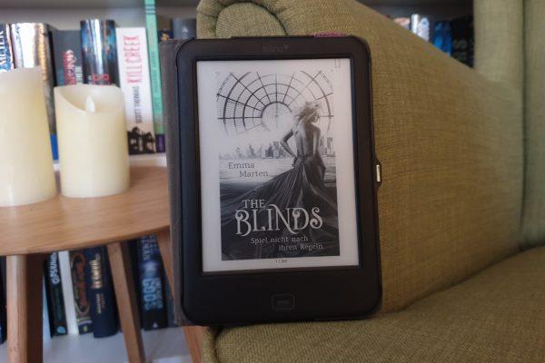 The Blinds – Spiel nicht nach ihren Regeln – Emma Marten – Rezension