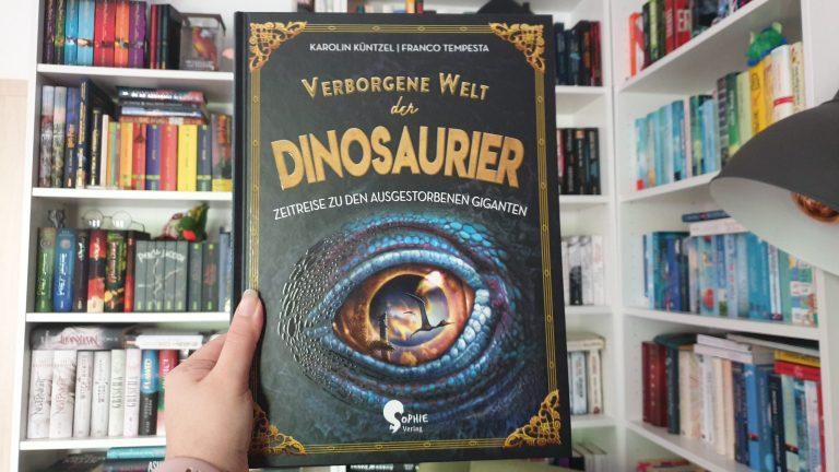 Verborgene Welt der Dinosaurier – Küntzel / Tempesta – Rezension