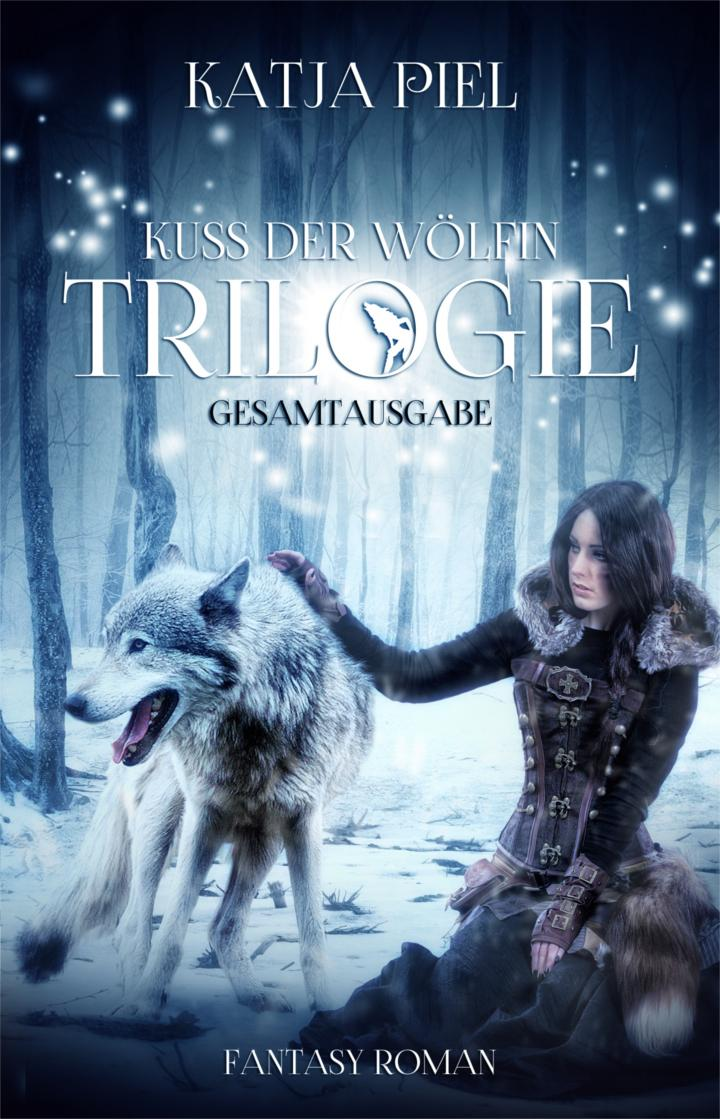 [Rezension] Kuss der Wölfin - Trilogy