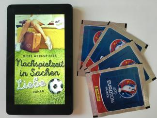 E-Book + vier Pakete Panini-Sticker
