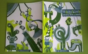 Belletristik Nr. 13 Zeitschrift für Literatur und Illustration